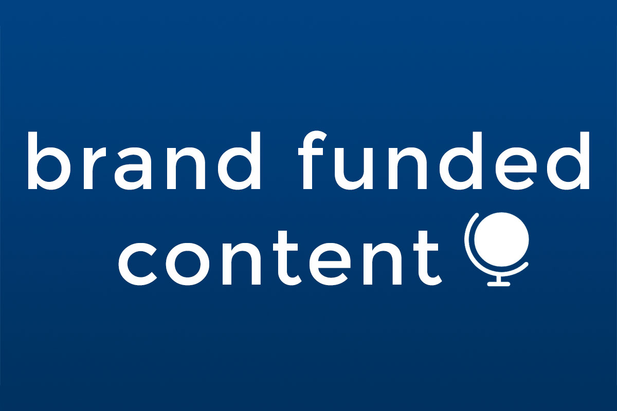 Brand funded content
